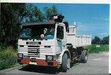 Mon Vieux Scania 82H