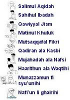 10 muwasofat tarbiah