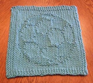 Knit Dishcloths - YouTube