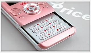 video Sony Ericsson W580i Metro Pink