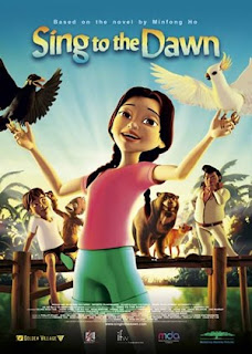 3d movie, meraih mimpi, sing to the dawn