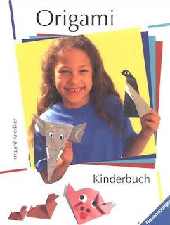 Книга, схемы: Оригами для малышей.