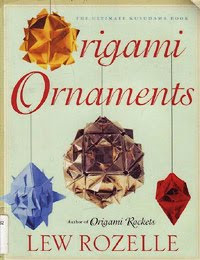 Книга: Оригами орнаменты - схемы шаров кусудамы