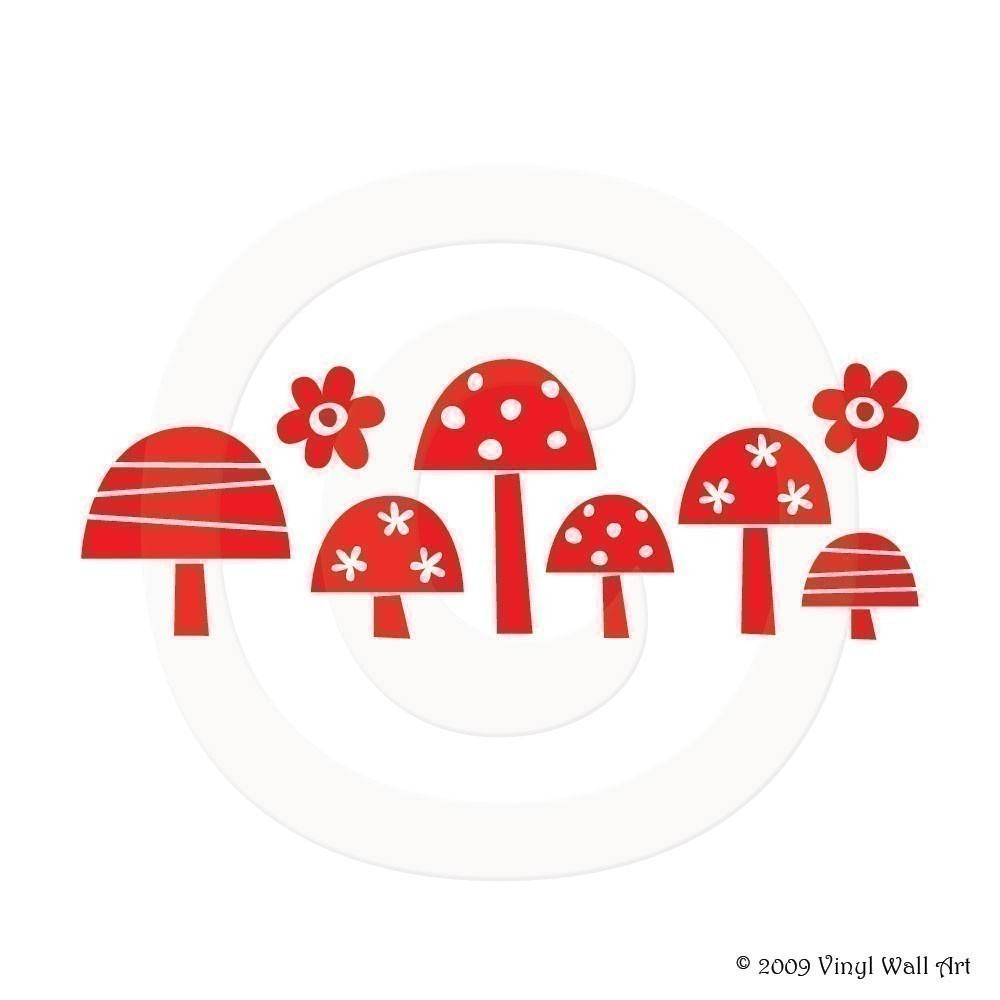 how to tell which mushrooms get you high