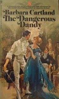 The Dangerous Dandy by Barbara Cartland