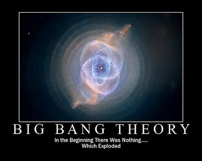 big bang theory science vs religion essay