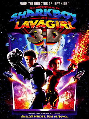 As Aventuras de Sharkboy e Lavagirl   Dublado Download