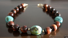 Tiger's Eye Juvi necklace