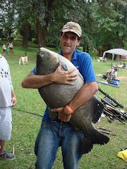 Tamba 25kgs. - Pesqueiro Tio Oscar - 3ª Reunião Pescativa.