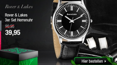 Lakes watches and rover ROVER &