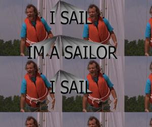 bill murray I m sailing 