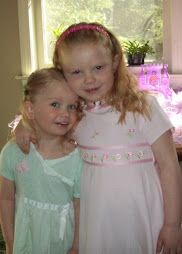 Our Granddaughters: Maya (5) & Mallory (3)
