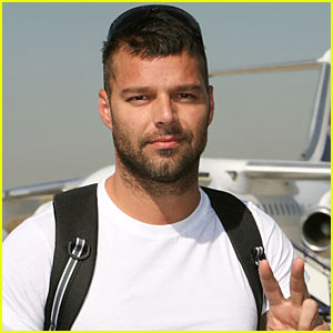 But here's the thing: Ricky Martin says