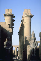 And in a twisted bit of irony, the ruins of Luxor are rather phallic.