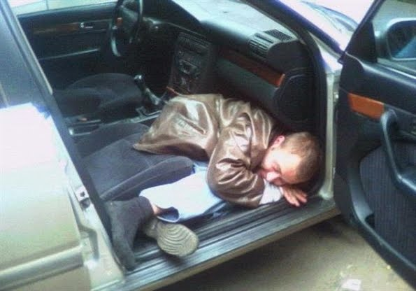 Can I Get A Dui While Sleeping In My Car Rudoi Law