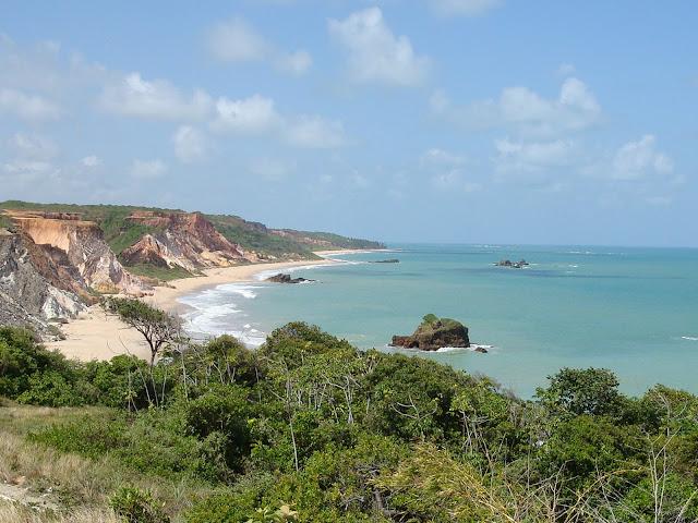 Tambaba - PB - Brasil   Brasil, Pernambuco, Viagem