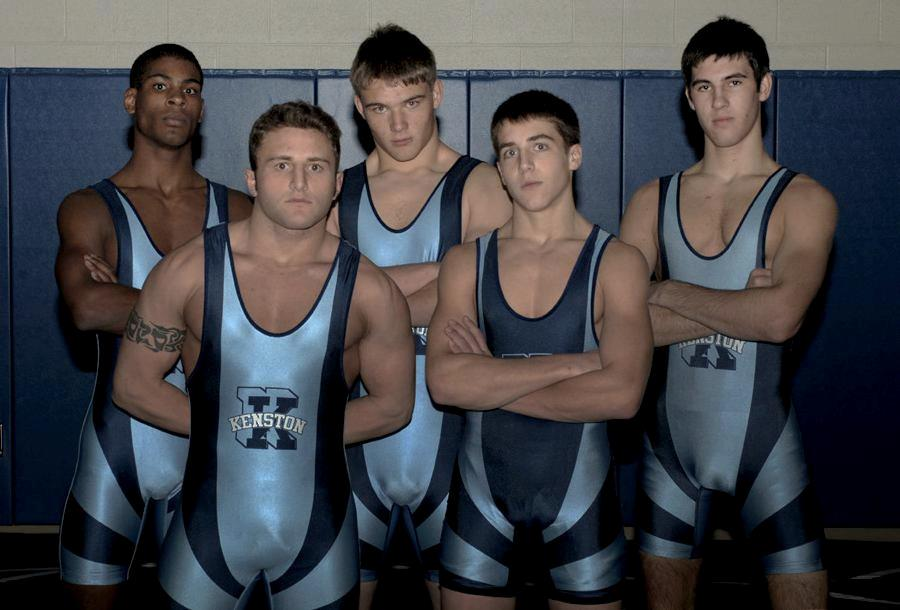 Hot High School Wrestling Bulges http://meninnylon.blogspot.com/2010/04/whats-lycra-doing-on-my-100-nylon.html