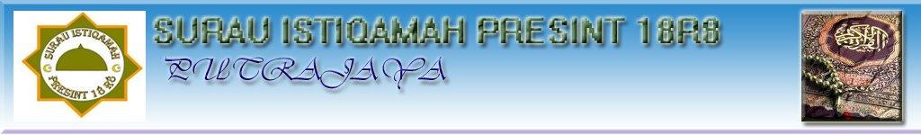 SURAU ISTIQAMAH PRESINT 18R8