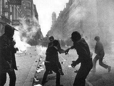 Maggio '68: il Censier occupato