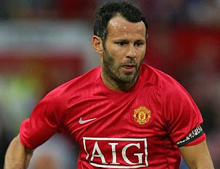 Ryan Giggs Determined, Ryan Giggs, Giggs, Winger, wales, Manchester United, ManUtd, United
