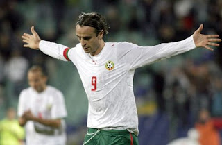 Berbatov Not Want Defend National Team Bulgaria, dimitar berbatov bulgaria