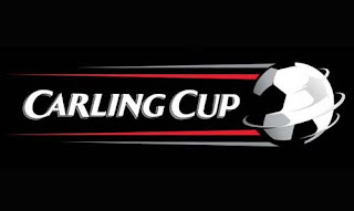 carling cup logo, league cup match