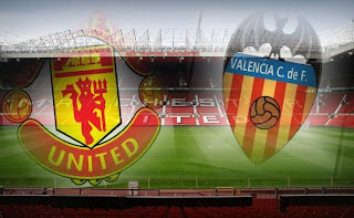 Manchester United vs Valencia Result, League Champions