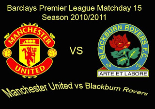 Barclay premier league, Man utd vs Blackburn Rovers, EPL