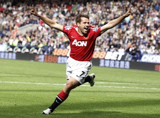 Michael Owen Manchester United, Striker, Michael Owen Wallpaper
