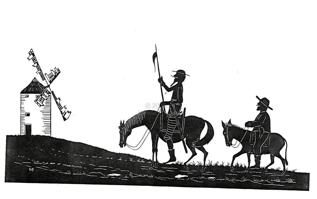 Literatura Espa  Ola  Don Quijote De La Mancha