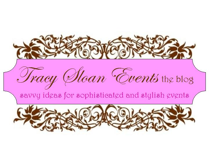 Tracy Sloan Events the Blog
