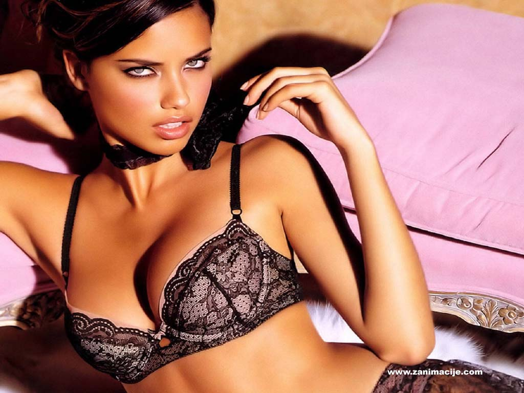 adriana lima photography