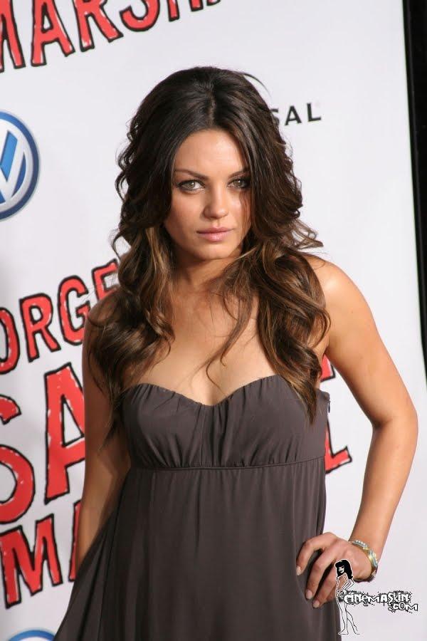 Mila Kunis sexy foto