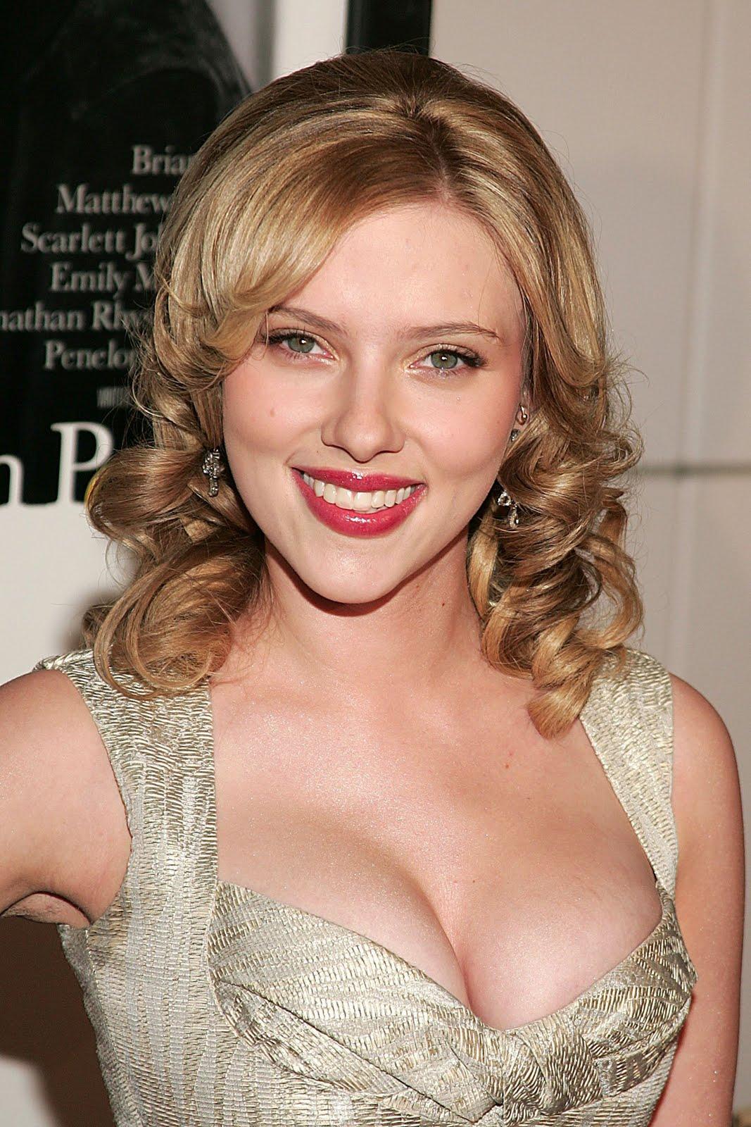 Scarlett Johanson sexy foto