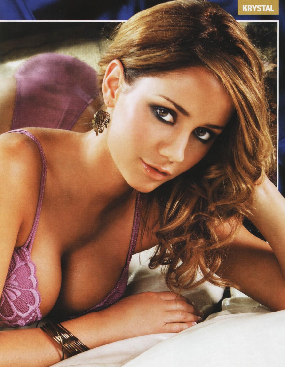 Krystal Forscutt sexy pic