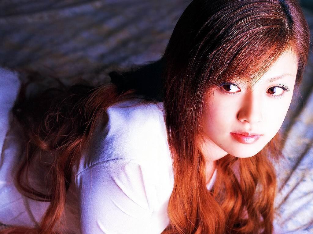 Fukada Kyoko hot photo