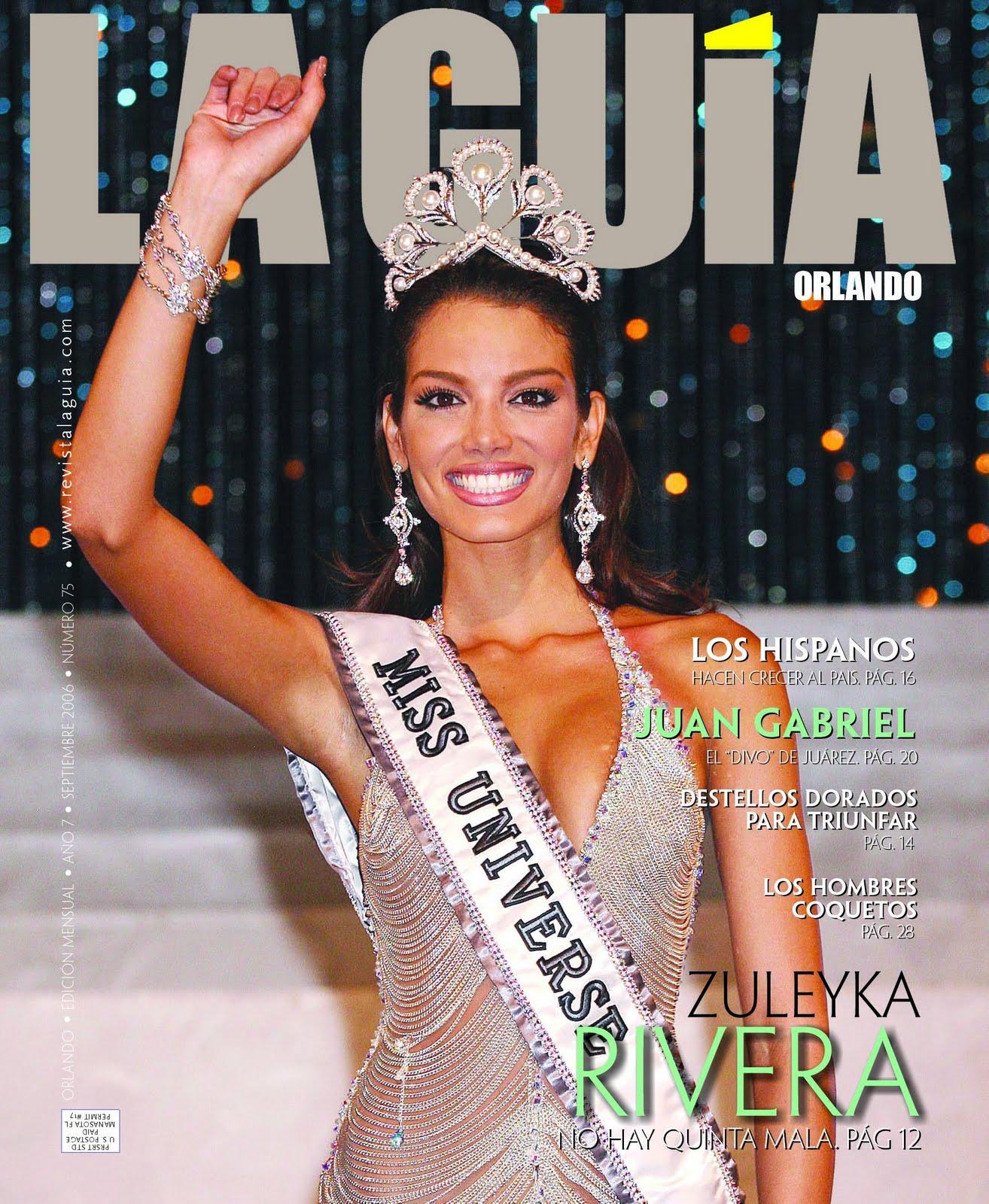 Zuleyk Rivera Mendoza sexy foto
