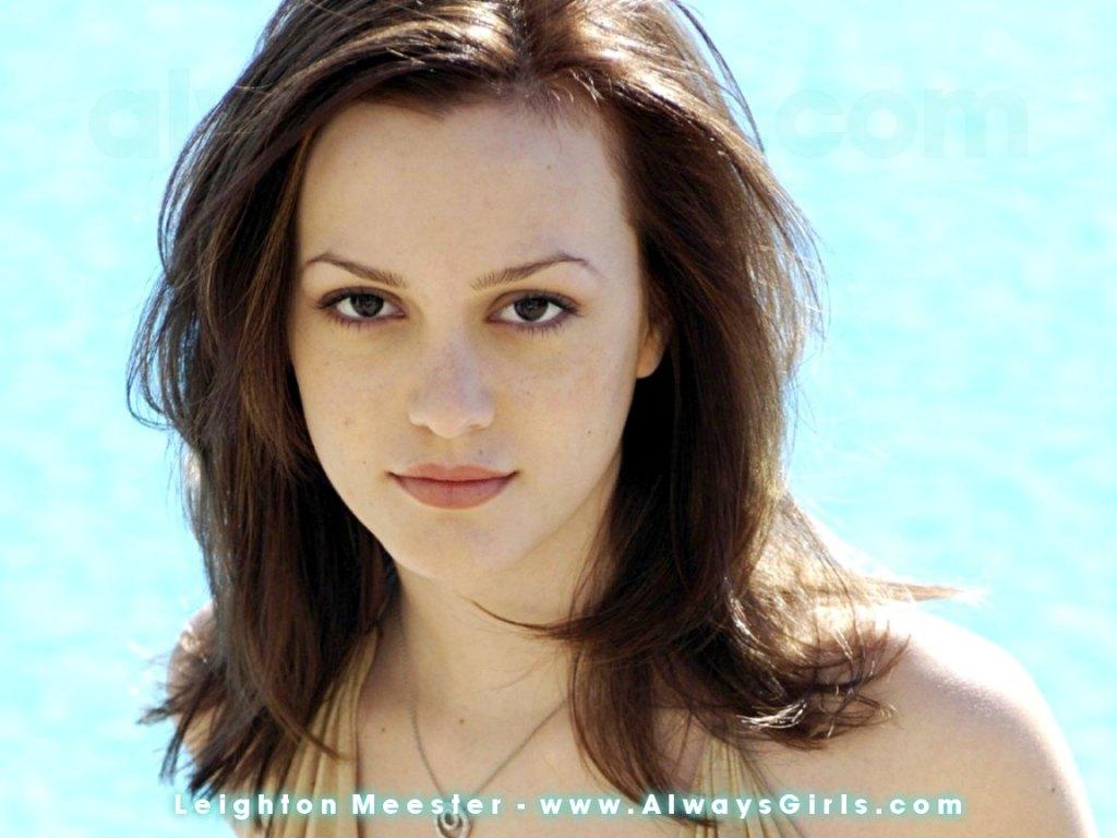 Leighton Meester Foto sexy foto
