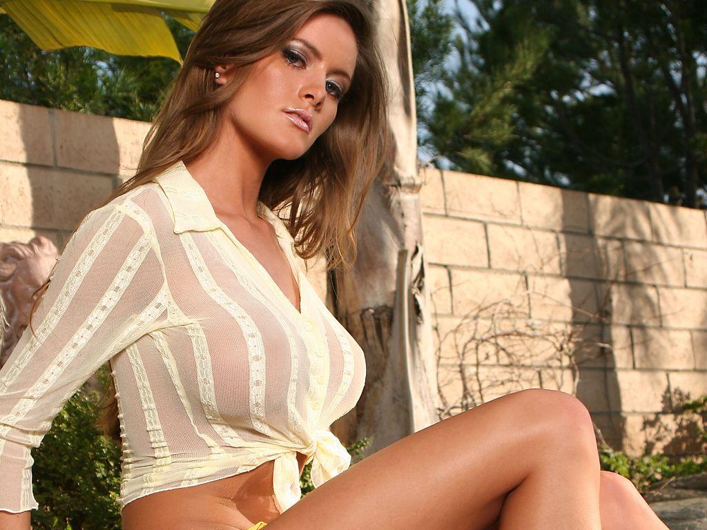 Holly Weber hot photo