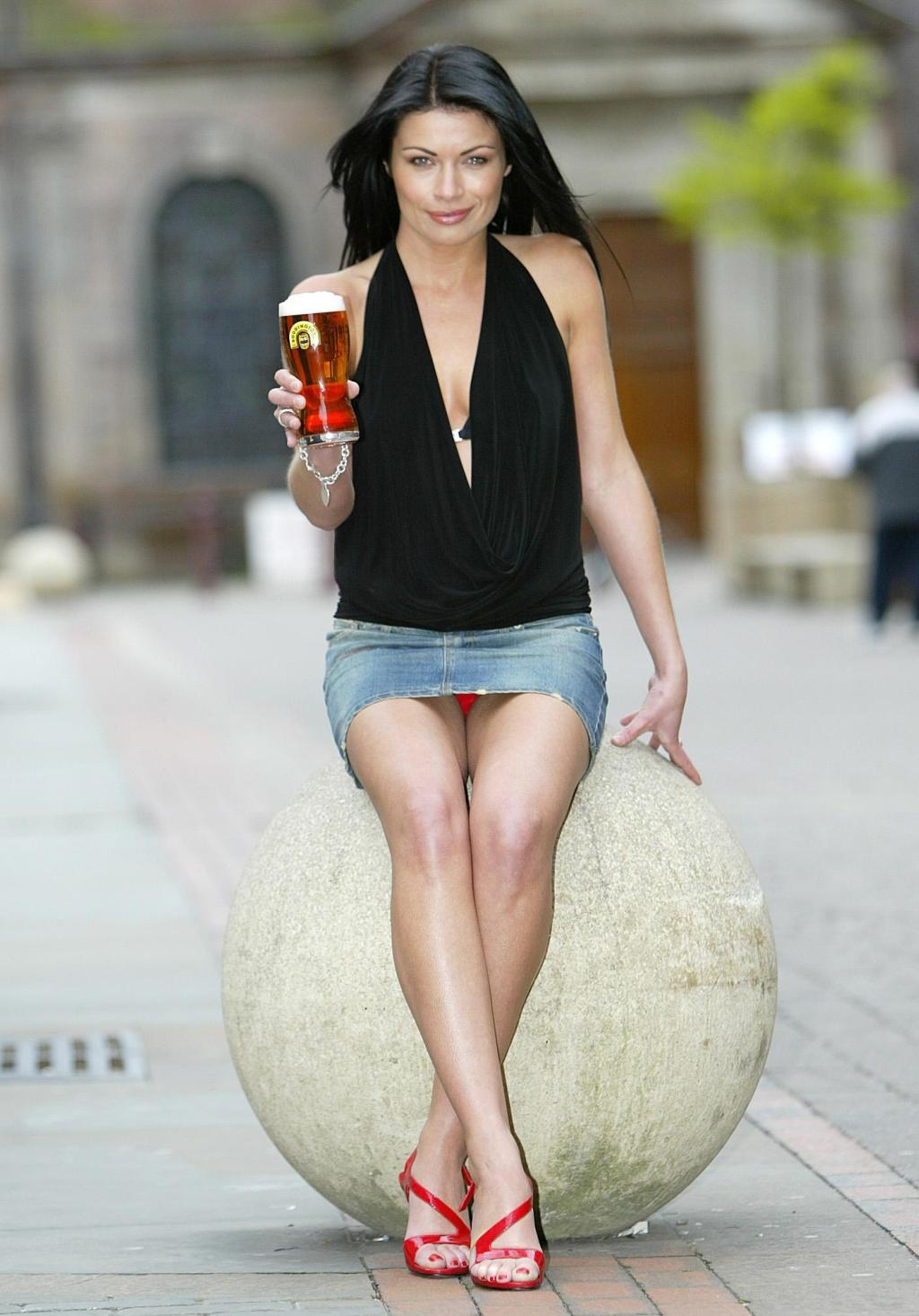 Alison King Hot Photo
