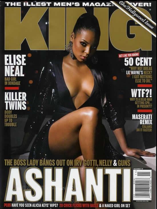 Ashanti Sexy Picture