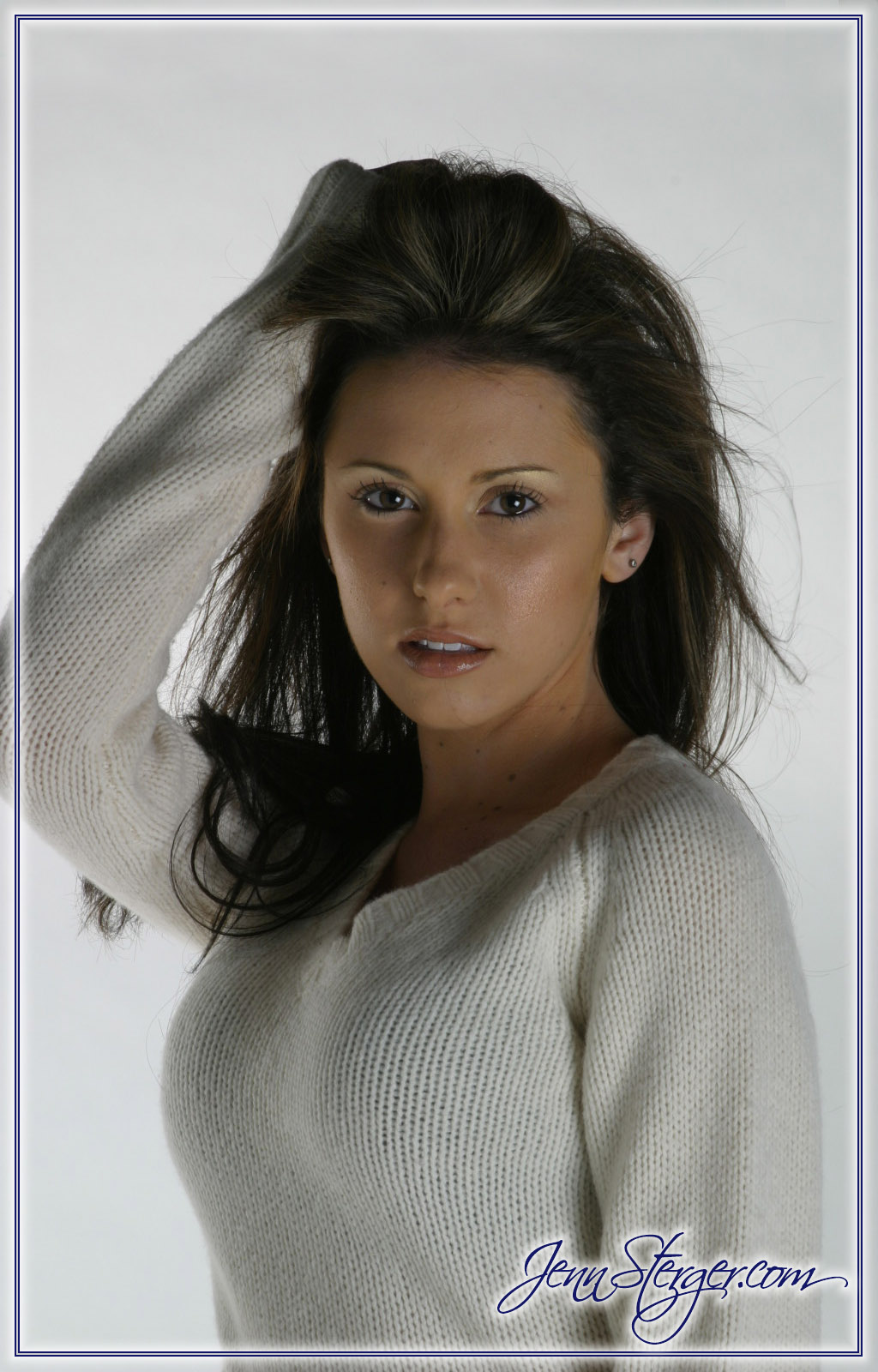Jenn Sterger hot photo