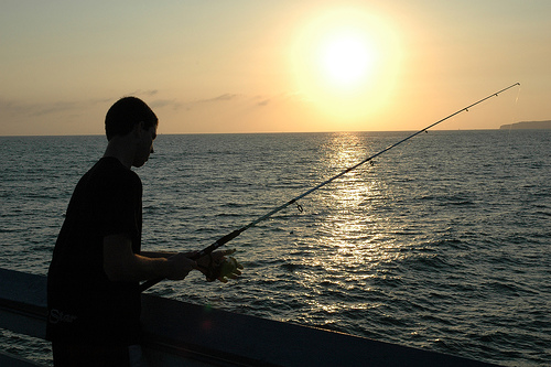 My top 10 places to go in orange county california 10 for Dana point pier fishing