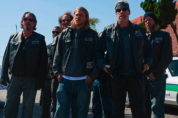 Scott Glenn Sons Of Anarchy 'na triobloidi' the sons of