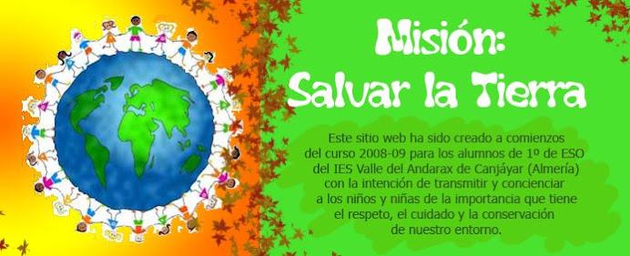 Misión: Salvar La Tierra