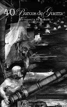 Antología de poesía 40 barcos de guerra