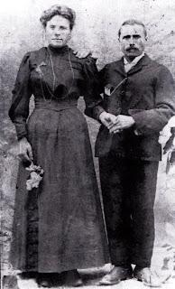 Ostra-Sposini ostrensi del 1908