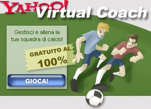yahoo,virtual coach,real vellutina,ostra