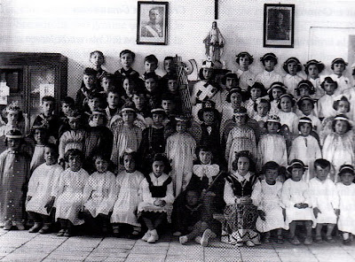 Ostra,Corpus domini;1937