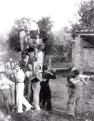 ostra,bersaglio,anni'30